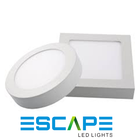 LED SURFACE LIGHTS (ROUND AND SQUARE)